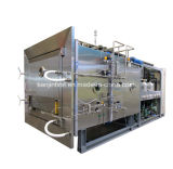과일을%s 청과 진공 동결 건조기 또는 건조용 기계