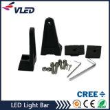 72W crogiolo 12V fuori strada di camion della lampada di Worklight dell'automobile di barra chiara del punto LED