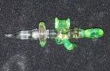 Protezione universale di ceramica di fumo & Dabber del carburatore degli accessori di Dabber della protezione di vetro del carburatore per 14/18mm
