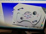 Aluminium van uitstekende kwaliteit CNC die Delen het machinaal bewerken
