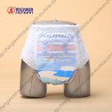 Haute couche-culotte ultra molle de bébé de pantalon d'absorptivité