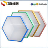 3D Honeycomb Night Club Wall Panel LED-Disco-Panel Raum