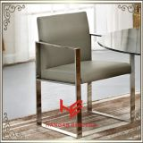 Moderner Stuhl-Stab-Stuhl-Bankett-Stuhl-Gaststätte-Stuhl-Hotel-Stuhl-Büro-Stuhl des Stuhl-(RS161904), der Stuhl-Hochzeits-Stuhl-Ausgangsstuhl-Edelstahl-Möbel speist