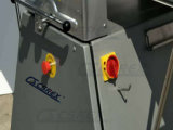 Europeo reversible 520 del Ce pasta Sheeter del Rondo de 630 suelos