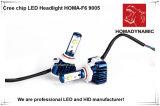 2016 più nuovo faro H1 H3 H7 9005 della lampadina F6 LED di aggiornamento 40W 4800lm 11-30V lampadina 9006 880 881 con l'alta qualità assicurata