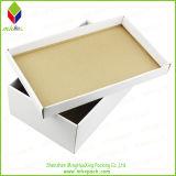 بالجملة لون قرنفل يغضّن يطوي صندوق لأنّ شوكولاطة