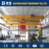20 톤 두 배 Girder 전기 호이스트를 가진 천장 기중기