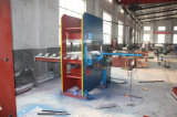 Columna o tipo de marco máquina hidráulica de goma de la prensa del vulcanizador