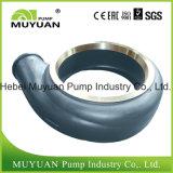 Parte di ceramica della pompa dei residui dell'alimentazione della filtropressa della parte della pompa della singola fase