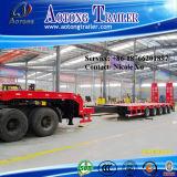 Migliore tipo di vendita della Cina 50-100 tonnellate di 3-6 degli assi della base semi di rimorchio basso del camion