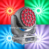 Bewegliches Hauptfalke-Auge des Bienen-Augen-Konkurrenten-22X30W RGBW 4in1 LED