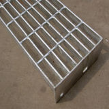 Сделано в Китае Supplier Galvanized Steel Steps Stair Tread