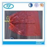 공장 가격 착색된 졸라매는 끈 쓰레기 쓰레기 봉지
