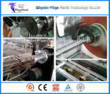Mangueira reforçada espiral do reforço do fio de aço da máquina da mangueira do fio de aço do PVC/bomba de vácuo que faz a maquinaria