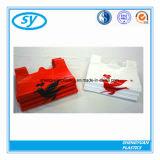 Хозяйственная сумка пластмассы несущей тельняшки HDPE