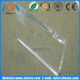 vidrio cortado a la medida Optiwhite/Opticlear del proyecto de 4m m 6m m 10m m 19m m