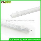 Lámpara respetuosa del medio ambiente de interior de la viruta de la lámpara 18W LED del tubo del estacionamiento LED