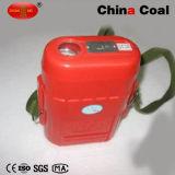 Autorespiratore a ossigeno compresso isolato Seris di Zyx