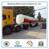 30000L Tanker-dem Schlussteil zu des Kraftstoff-50000L für Verkäufe
