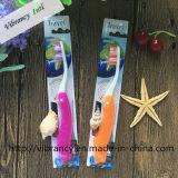 De Vouwbare Tandenborstel van uitstekende kwaliteit van de Reis