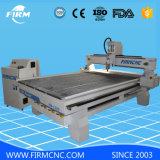 Máquina de alumínio do CNC da máquina de gravura de madeira