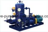 Sistema industrial de bomba de tratamento térmico de vácuo industrial