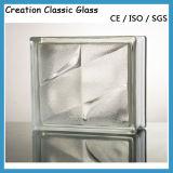 Bloque de cristal claro / coloreado con certificación