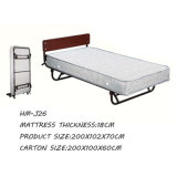 침대 금속 호텔 여분 침대 8이 딸린 여분 침대 또는 호텔 여분 침대 또는 접히는 여분 침대 또는 호텔 여분 침대 접히는 침대 또는 접히는 소파 베드 또는 소파