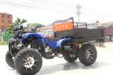 Jeep automático de la granja ATV del neumático de nieve mini