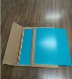 Ctcp UV, tinta UV apropriada da cor azul de Ctcp