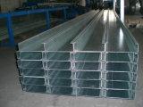 Struktureller C Stahlkanal der heißen Verkaufs-Qualitäts-, Cpurlin-Stahl
