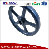 Chine Ductile Iron Sand Casting Industrial Flywheel