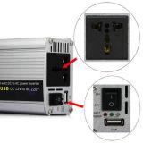 конвертер силы инверторов автомобиля 300W с Ce RoHS одобрил (QW-300MUSB)