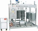 가득 차있는 자동적인 2000L/H 격판덮개 Uht 우유 살균제 기계