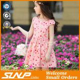 Usura Sleeveless dei bambini del vestito dai fiori delle ragazze di alta qualità
