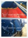 Schermo lineare di vibrazione della piastrina di setaccio del poliuretano del acciaio al carbonio di grande capienza della Cina