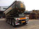 Acoplado a granel superventas del transporte del tanque del cemento con buen precio