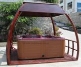 New Design Outdoor SPA Hete Ton Houten 3X3 Gazebo (SR881)
