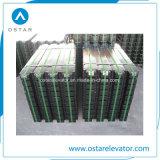 Популярный блок противовеса лифта стальной плиты смеси чугуна (OS45)