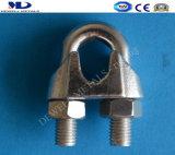 Galv. Clip de câble métallique DIN 741