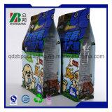 Мешок обслуживания кота собаки качества еды упаковывая
