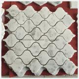 Mosaico chino del mármol de la piedra de la naturaleza