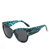 Солнечные очки женщин нового конструктора типа способа пластичные (6823)