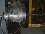 High Pressure Applicationのための柔らかいPVC Steel Wire Enhanced Hose Making Machine