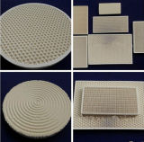 Honeycomb infrarosso Ceramic Plate Infrared Plate per Gas Furnace Burner