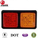 트럭 트레일러를 위한 Ltl05 E-MARK 점 정지 또는 테일 또는 LED 목사 테일 빛