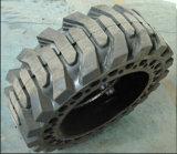 Baixo custo por a hora, pneumático contínuo, pneu do carregador da roda