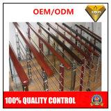 الفولاذ المقاوم للصدأ حديدي الدرابزين للبلكونة ومشروع بيت الدرج (JBD-B78)