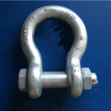 高品質の炭素鋼はロックのDリングを造った