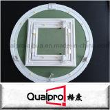 Panneau d'acce2s circulaire avec le loquet instantané AP7715 de contact